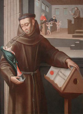 Bl. John Duns Scotus